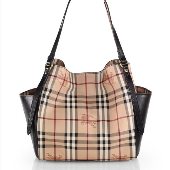 9109b2b8ac64 Burberry Handbags - Burberry Canterbury Tote Bag Authentic (used)